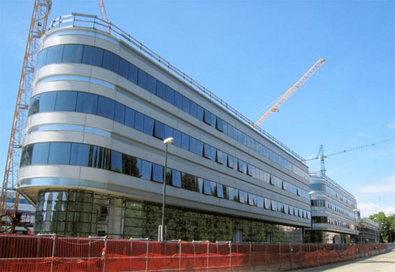 edilizia e grandi impianti in facility management