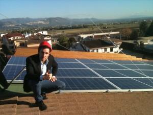 solteck: impianto fotovoltaico a tetto