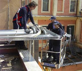 Esseci Impianti: installazione impianto di condizionamento