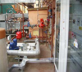 Esseci Impianti: impianto idraulico industriale