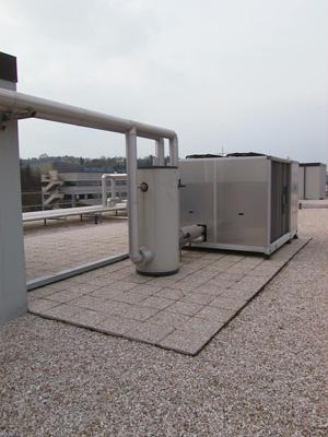 Vuesse: impianto di climatizzazione presso CasaMia
