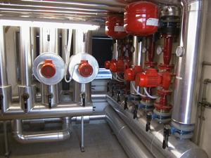 Vuesse: impianto di climatizzazione presso Confartigianato