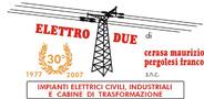 Elettro Due Snc: logo aziendale