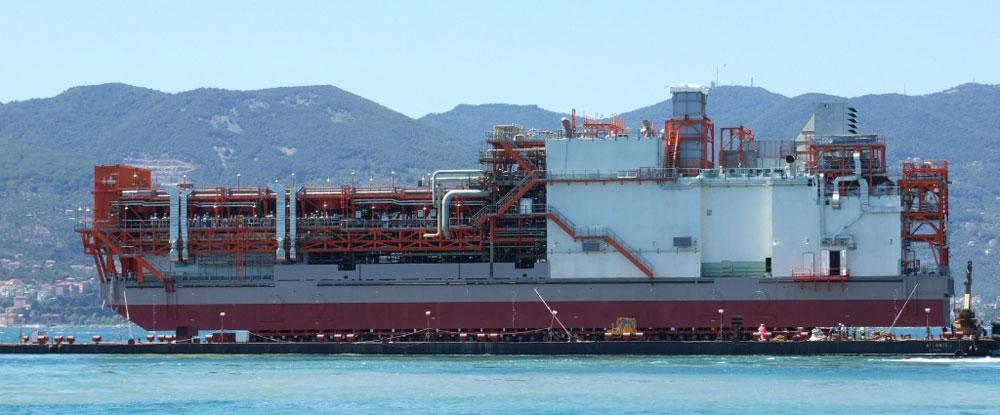 SICIET Srl: progettazione e realizzazione impianti su piattaforma petrolifera