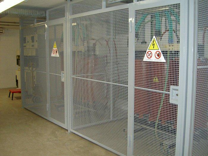 Elma Impianti: installazione cabina elettrica