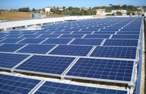 MC Impianti: installazione impianto fotovoltaico industriale a tetto