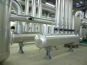S.I.T.: Realizzazione centrale frigorifera