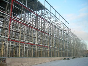 S.I.T.: Realizzazione impianto antincendio magazzino automatizzato