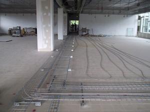 Realizzazione impianto elettrico industriale