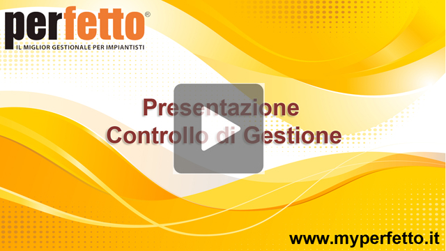 Video controllo gestione