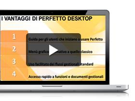 Presentazione Perfetto Desktop