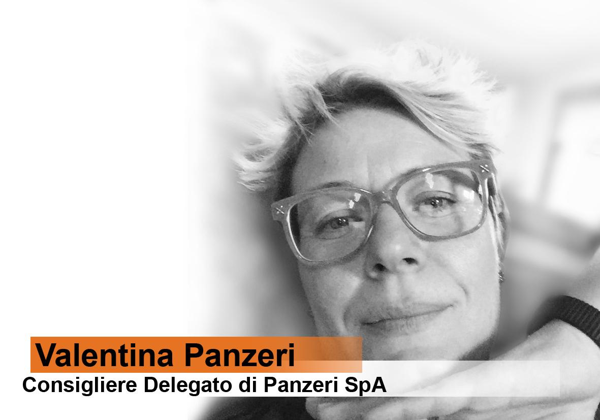 Valentina Panzeri - Consigliere Delegato di Panzeri Spa