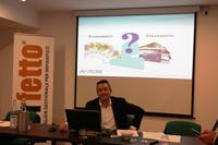 Danilo Pasqualini, relatore e specialista in controllo di gestione per aziende che realizzano Impianti Tecnologici