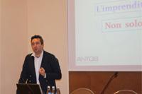 Danilo Pasqualini apre il workshop di Reggio Emilia