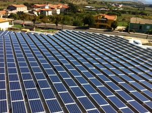 Realizzazione impianto fotovoltaico Sardegna