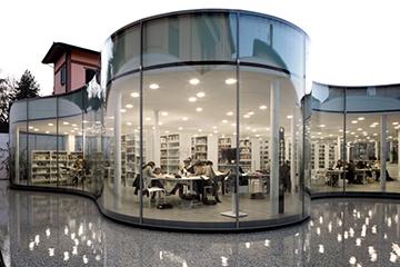 Impiantistica avanzata presso Biblioteca Comunale Maranello