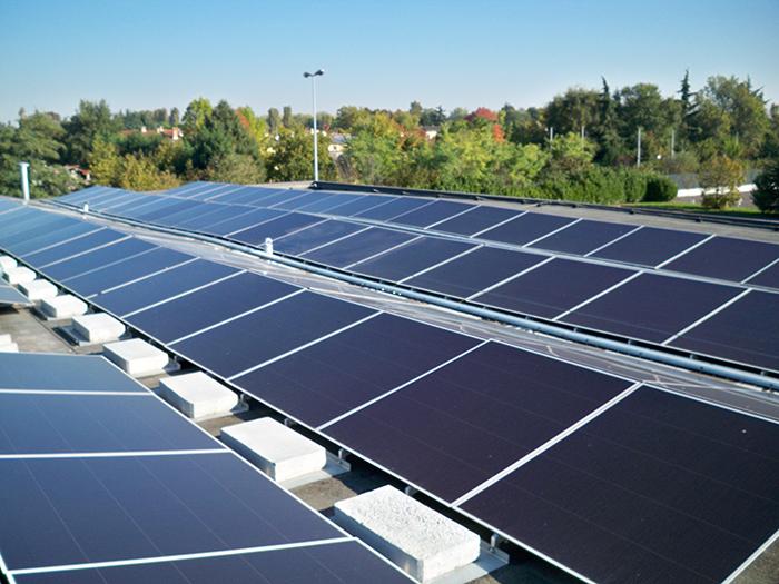 Realizzazione e installazione impianto fotovoltaico