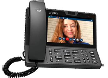 Telefono VOIP con sistema operativo Android