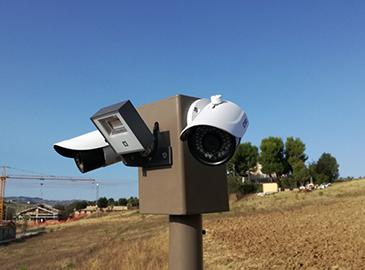 Tec Impianti: installazione impianto di videosorveglianza