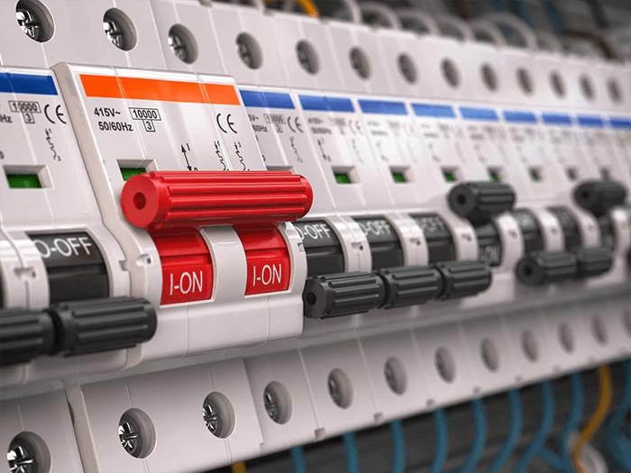 Impianti elettrici a livelli