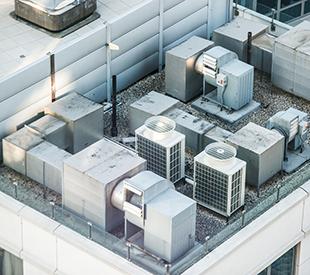 impianti di condizionamento industriale